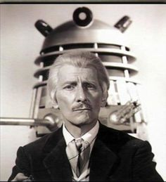 Doctor Who: Peter Cushing the 1.5 Doctor