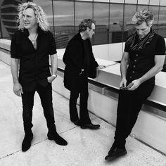 David, Tico, Jon - Bon Jovi