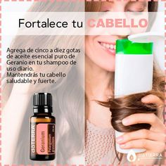 Beautiful and healthy hair Essential Oils Guide, Young Living Essential Oils, Essential Oil Blends, Doterra Blends, Doterra Essential Oils, Homemade Face Masks, Tips Belleza, Natural Cosmetics, Natural Oils