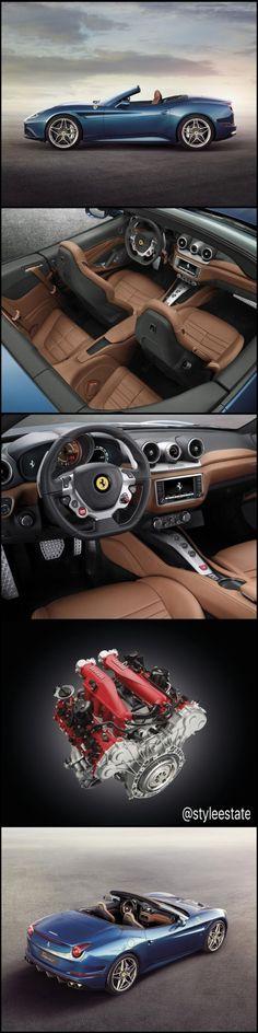 Nice Ferrari 2017: Ferarri 2015 Ferrari California T...  Drive In Style Check more at http://carsboard.pro/2017/2017/01/25/ferrari-2017-ferarri-2015-ferrari-california-t-drive-in-style/ Confused when want choice California automobile insurance company? Right