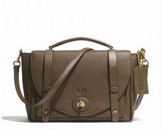 Coach Bleecker satchel