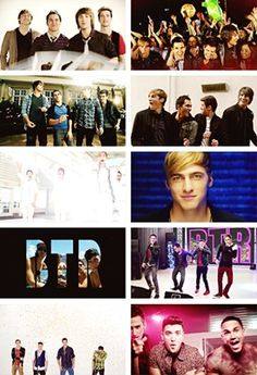 Big Time Rush! So proud of these boys <3