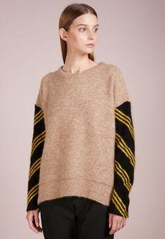 By Malene Birger Strickpullover - desert - Zalando. Malene Birger, Men Sweater, Sweaters, Fall, Fashion, Breien, Autumn, Moda, Sweater