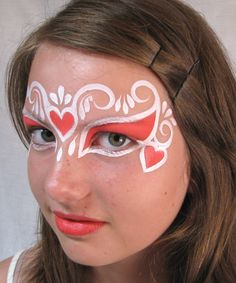 face painting designs for kids | painted up as princesses and small cute butterflies and balloons