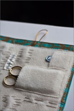 Sewing Needle Case Tutorial www.everkelly.com/2010/07/sewing-needle-case-tutorial/