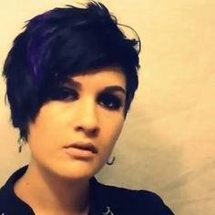 Scene Pixie   18 Awesome Style Ideas For Pixie Cuts
