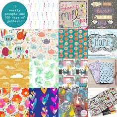 Join Make it in Design for starting 16 November Drops Patterns, Tangle Doodle, Printed Cushions, New Theme, New Things To Learn, Selling Art, Surface Pattern Design, Repeating Patterns, Fabric Patterns
