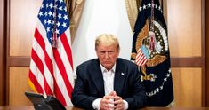 Trump Takes 'Toxic Masculinity' to New, Contagious Levels | by Jessica Valenti | Oct, 2020 | GEN Election Results, Us Election, Presidential Election, November Election, Joe Biden, Mike Pence, Donald Trump, Walter Reed, Melania Trump
