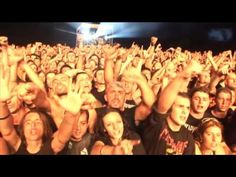 Manowar - Blood Of My Enemies ♫ Live Concert FMV - YouTube