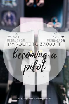 I can almost guarantee that if you talk to anyone who flies for a living , they will have had an epiphany moment in their lives where t. Becoming A Pilot, My Route, Flight Deck, Beauty Review, Epiphany, How To Become, In This Moment, Blog, Life