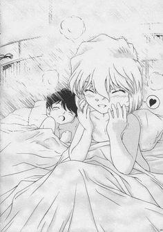 Manga Detective Conan, Detektif Conan, Detective Conan Wallpapers, Kudo Shinichi, Case Closed, Magic Kaito, Anime Ships, Art Girl, Sketches