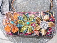 Women's Chic Purse  Wallet  Handbag  Special by PamsPoshDesigns