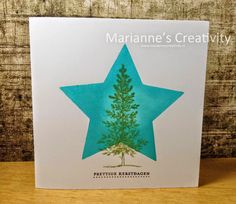 Marianne's Creativity: Lovely kerst