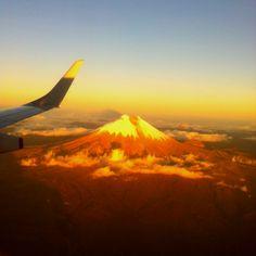 heigh above #Ecuador