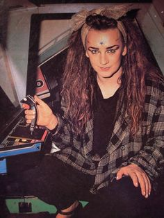 Boy George, 80s Pop Music, 80 Bands, Culture Club, Boy Photos, Many Faces, To My Future Husband, Music Stuff, Singer