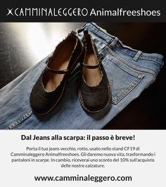 http://blog.camminaleggero.com/2014/03/sempre-in-tema-di-riuso-dal-jeans-alla.html Recycle your jeans!