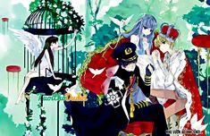 Read manga Lan Chi Side Story - Illusion Forest online in high quality Lan Chi, Devian Art, Blue Wings, Cardcaptor Sakura, Manga To Read, Anime Love, Webtoon, Game Art, Manhwa