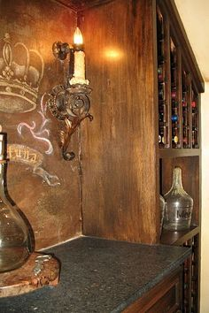 Providence Design- Valley Falls Estates Wine Room
