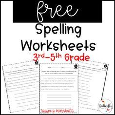 239 best spelling worksheets images high school curriculum school classroom classroom decor. Black Bedroom Furniture Sets. Home Design Ideas