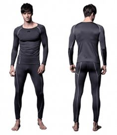 Shop Mens MAXHEAT Fleece Compression Performance Long Johns Thermal Underwear - A_max Heat Top+bottom Black - and Discover the latest fashion and trends in Men's Underwear at Affordable Price. Long Underwear, Underwear Brands, Best Thermal Underwear, Thermal Long Johns, Thermal Pants, Thermal Clothes, Hiking Pants, Winter Tops, Christmas Shirts