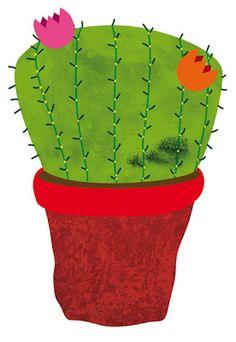 Itziar San Vicente BLOG: Tres tristes cactus