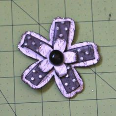 DIY Woven Flower