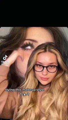 Edgy Makeup, Makeup Eye Looks, Cute Makeup Looks, Pretty Makeup, Simple Makeup, Makeup Art, Natural Makeup, Skin Makeup, Baddie Makeup