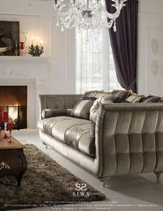 ISSUU - ID. Interior Design June 2013 by ID Magazine - Luxury sofa -  Living Room