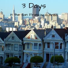 3 Days in the San Francisco Area - Cable Cars, Alcatraz Island, Muir Woods & the iconic Golden Gate Bridge