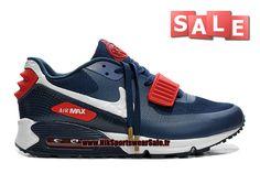 Nike Air Max 90 FB - Chaussure Nike Sportswear Sale Pour Homme Noir/Blanc/Orange…