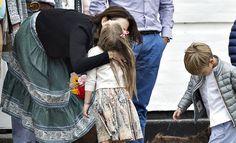 Danish Royal Family at 2016 Annual Summer Photocall