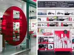Iittala - Stockholm Design Lab Design Lab, Wall Design, Window Types, Bar Interior, Yarn Shop, Cafe Bar, Store Fronts, Letterpress, Stockholm