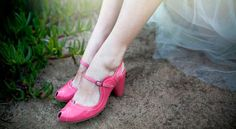 Marnie Pink Liebling Shoes