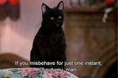 """25 Signs You're Salem Saberhagen From """"Sabrina The Teenage Witch"""""""