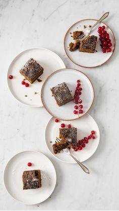 How To Make Gingerbread, Gluten Free Gingerbread, Gingerbread Cake, Gluten Free Sweets, Sugar Free Desserts, Gluten Free Baking, Healthy Vegan Desserts, Healthy Sweet Treats, Healthy Meals