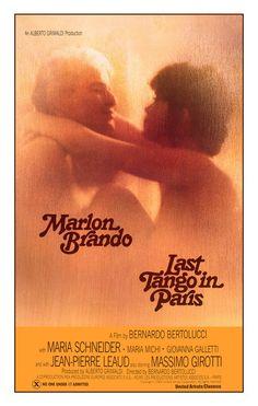 Last Tango in Paris Movie Poster