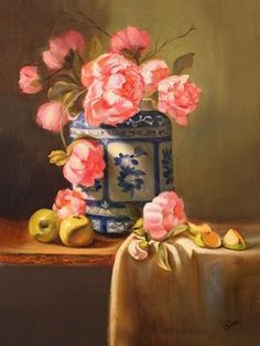 Asian Still Life | The Daily Muse by Susan Martin Spar