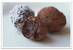 Chocolate Balsamic Truffles Recipe