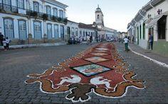 "Ouro Preto Easter ""Carpet"""