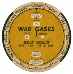 war gas chart