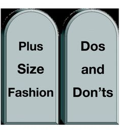 10 Plus Size (Extremely Freeing) Fashion Commandments, by Marie Denee