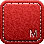 monogram button