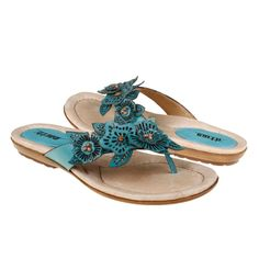 Earth Womens Breeze Thong Sandals