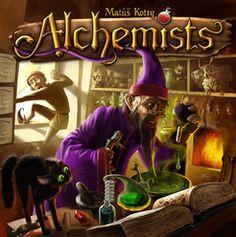 Alchemists   Board Game   BoardGameGeek