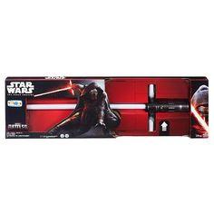 Toys R Us Exclusive Star Wars Episode VII The Force Awakens Kylo Ren Ultimate FX Lightsaber