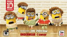 despicable me minions as miley cyrus in wrecking ball - Google Search
