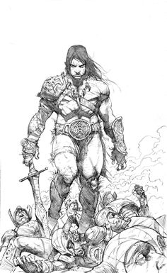 Conan by ~imagine1207 on deviantART