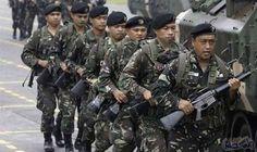 قوات الأمن الفلبينية تعتقل زعيم المتمردين في وسط العاصمة مانيلا: قوات الأمن الفلبينية تعتقل زعيم المتمردين في وسط العاصمة مانيلا