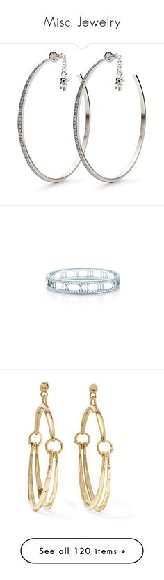 """""""Misc. Jewelry"""" by beautifuldistroyer on Polyvore featuring jewelry, earrings, accessories, brincos, acessorios, earring jewelry, folli follie earrings, hoop earrings, folli follie jewelry and folli follie"""