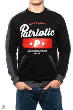 Bluza Patriotic Base